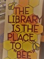 library is the place to bee